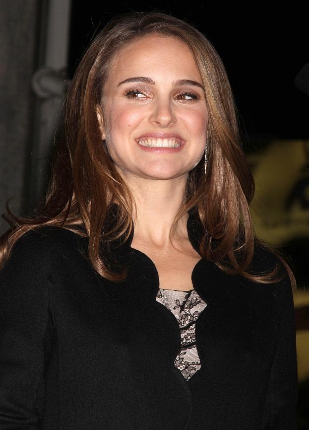 Natalie Portman jest W CIĄŻY!