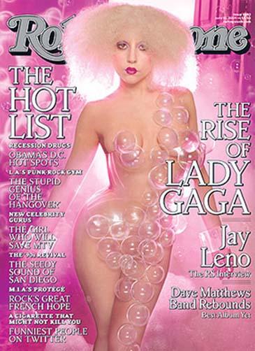 Lady GaGa jako... pudelek?
