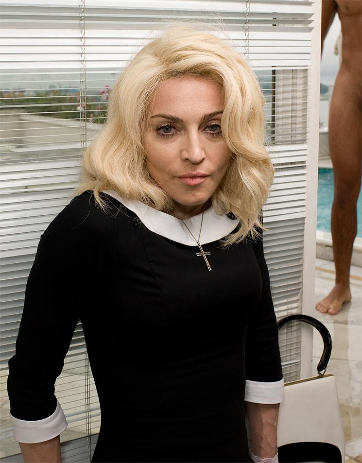 Madonna i... PENIS JESUSA! (TYLKO DLA DOROSŁYCH!)