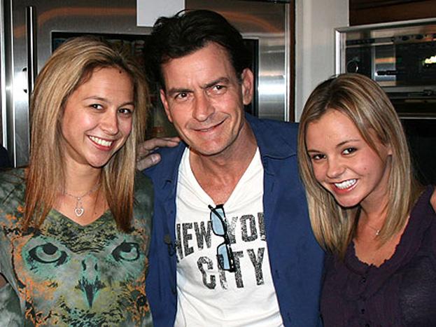 Sheen poślubi OBIE KOCHANKI!